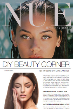CALM Skin Care NUE Magazine