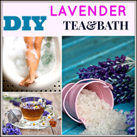 Lavender Tea Digestive Relief Aromatherapy Acne